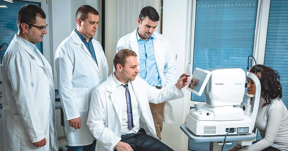 За Нас - Очен медицински център - Д-р Голев
